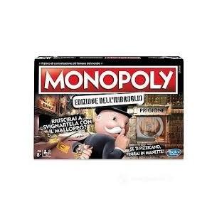 MONOPOLY EDIZIONE DELL'IMBROGLIO -