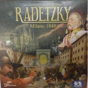 RADETZKY - GIOCO DI SOCIETA' DAGLI 8 ANNI