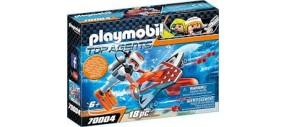 PLAYMOBIL 70004 - MANTA TURBO DELLOSPY TEAM -