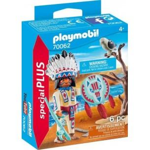 PLAYMOBIL-SPECIAL PLUS-CAPO INDIANO