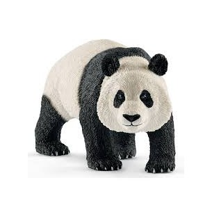 SCHLEICH ANIMALI - PANDA SU 4 ZAMPE
