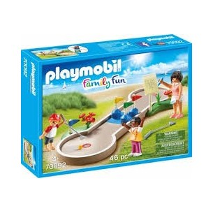 PLAYMOBIL 70092 - MINI GOLF