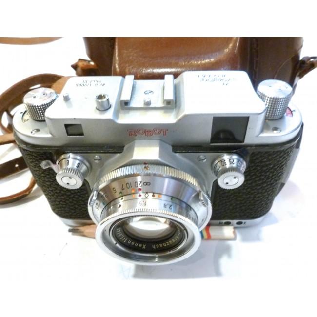 ROBOT ROYALE - APPARECCHIO FOTOGRAFICO 35mm. VINTAGE