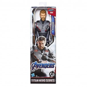 AVENGERS-MARVEL-THOR-TITAN HERO SERIES