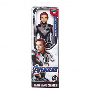 AVENGERS-MARVEL-BLACK WIDOW-TITAN HERO SERIES