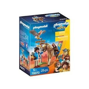 PLAYMOBIL MOVIE 70072 - MARLA CON CAVALLO