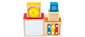 HAPE - MULTI MUSICAL BLOCK DAI 18 MESI