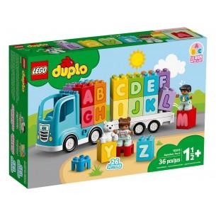 LEGO-DUPLO-CAMION DELL'ALFABETO