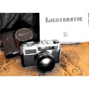 COLLEZIONE APPARECCHI FOTOGRAFICI VINTAGE - LIGHTOMATIC 35 MM.