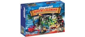 PLAYMOBIL 70322 - CALENDARIO D'AVVENTO DEI PIRATI