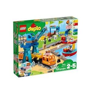 LEGO DUPLO 10875 - IL GRANDE TRENO MERCI PRIMA INFANZIA
