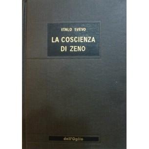 LIBRI VINTAGE - LA COSCIENZA DI ZENO - ITALO SVEVO