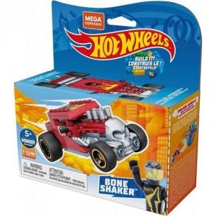 HOT WHEELS - Mega Construx Hot Wheels Bone Shaker GVM28