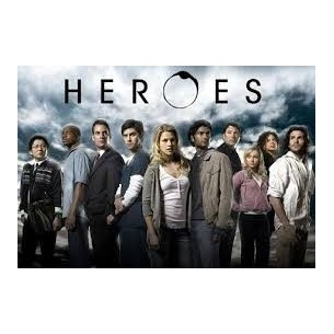 DVD - 4 STAGIONI DI HEROES - SERIE COMPLETA