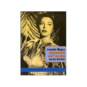 FILM DVD - SANGUE ALL'ALBA con Ava Gardner
