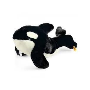 STEIFF PELUCHE ORCA CM 35