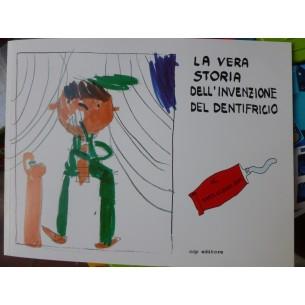 """LIBRO """" LA VERA STORIA DEL DENTIFRICIO """""""