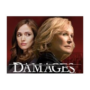 DVD. FILM - DAMAGES SERIE COMPLETA 5 STAGIONI -