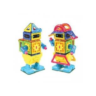 MAGFORMERS 63137 - COSTRUZIONI MAGNETICHE ROBOTS -