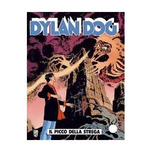 DYLAN DOG - N.124 GENNAIO 1997 - IL PICCO DELLA STREGA