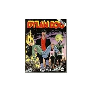 DYLAN DOG USATO N. 25 SECONDA RISTAMPA - MORGANA - GIUGNO 1993