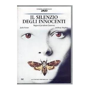 DVD - IL SILENZIO DEGLI INNOCENTI - Jodie Foster