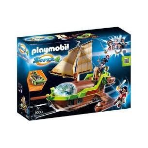 PLAYMOBIL 9000 - CAMALEONTE PIRATA CON RUBY