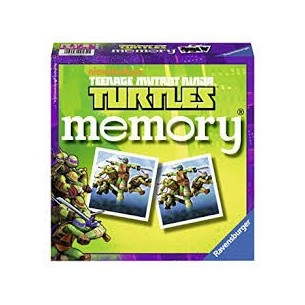 RAVENSBURGER MEMORY NINJA TURTLES