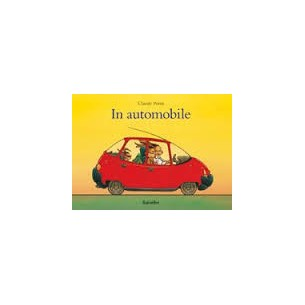 LIBRO BABALIBRI - IN AUTOMOBILE - CARTONATO PER I PICCOLI