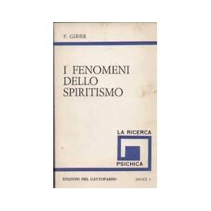 LIBRO - I FENOMENI DELLO SPIRITISMO - ANNO 1971 - PERFETTO