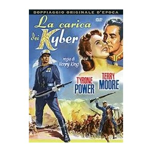 FILM DVD - LA CARICA DEI KYBLER - TYRONE POWER