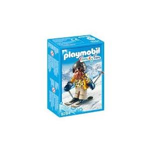 PLAYMOBIL 9284 - SCIATORE CON SNOWBLADES -
