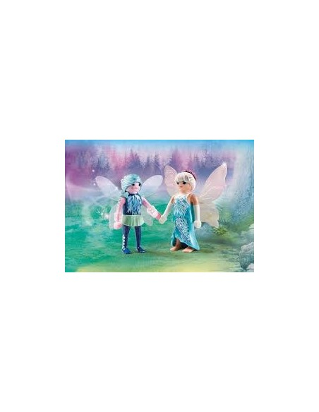 PLAYMOBIL 9447 - FATINE DEI GHIACCI - duo pack