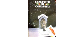 LIBRO - L'ESERCITO DI CARTAPESTA -